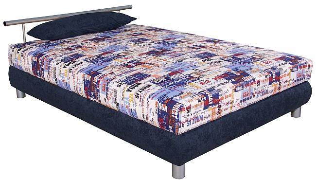 Blanář postel Adriana 140x200cm, matrace Alena