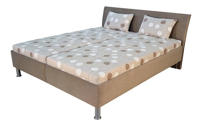 Blanář postel Collete 160x200cm, matrace Alena