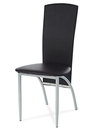 Autronic moderní židle AC-1017 BK (POSLEDNÍ 2 KUSY !!!)