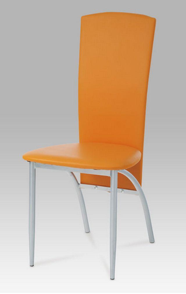 Autronic moderní židle AC-1017 ORA