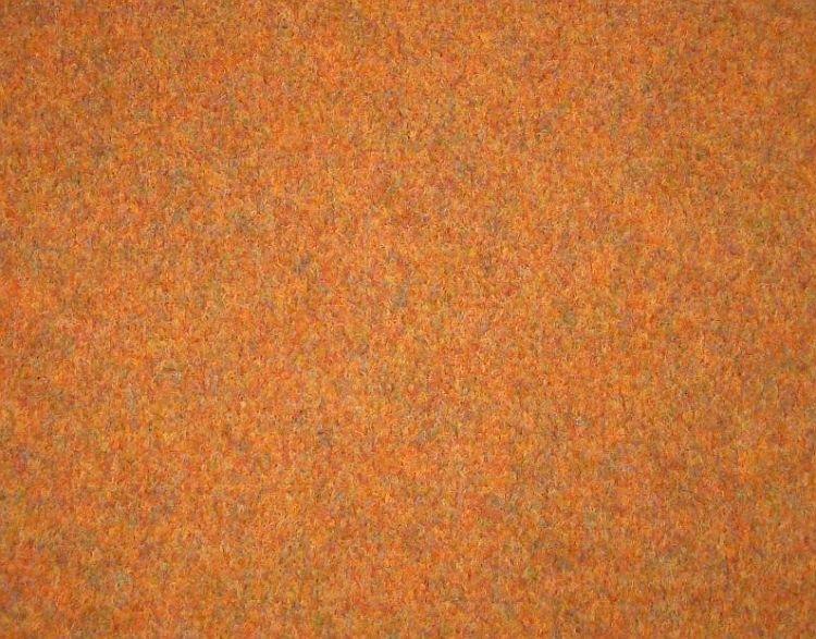 Metrážový koberec RAMBO 99 š.4m (barva: oranžová)