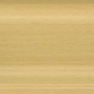 Döllken Plastová soklová lišta SLK 50 - W136 buk gelb (délka 2,5m)