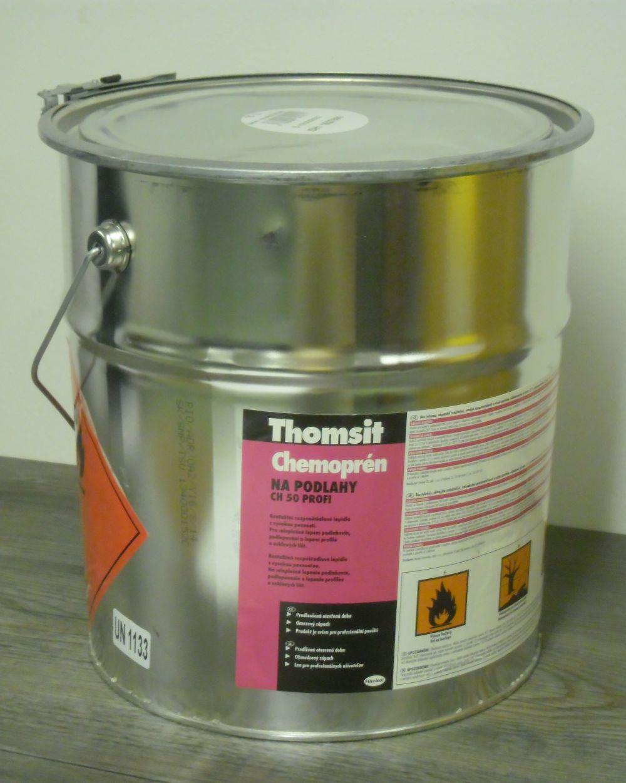 Thomsit Chemoprén na podlahy 10l CH 50 profi