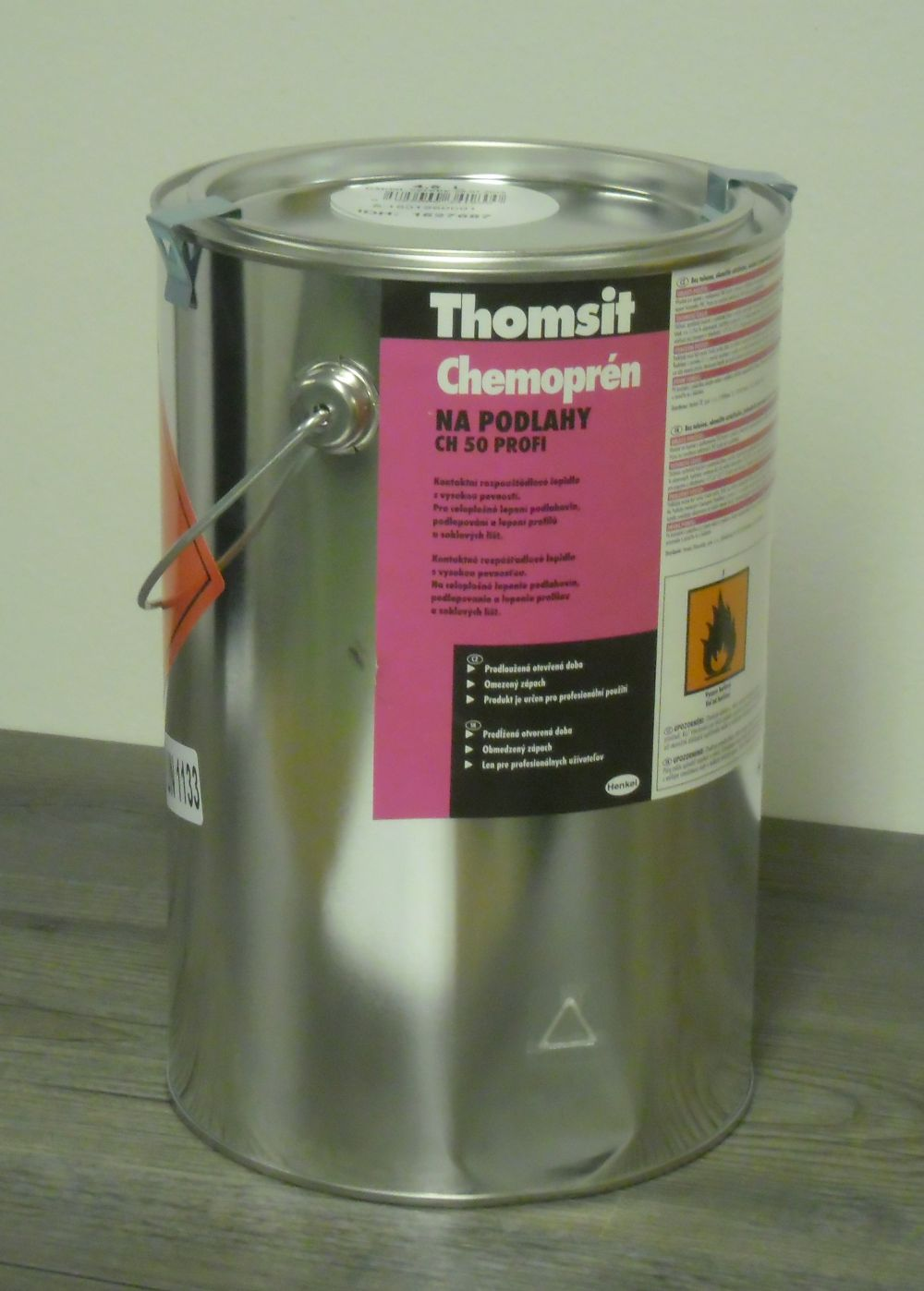 Thomsit Chemoprén na podlahy 4,5l CH 50 profi