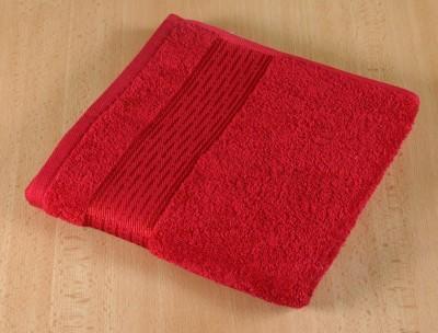 Froté ručník 50x100cm 450g červená