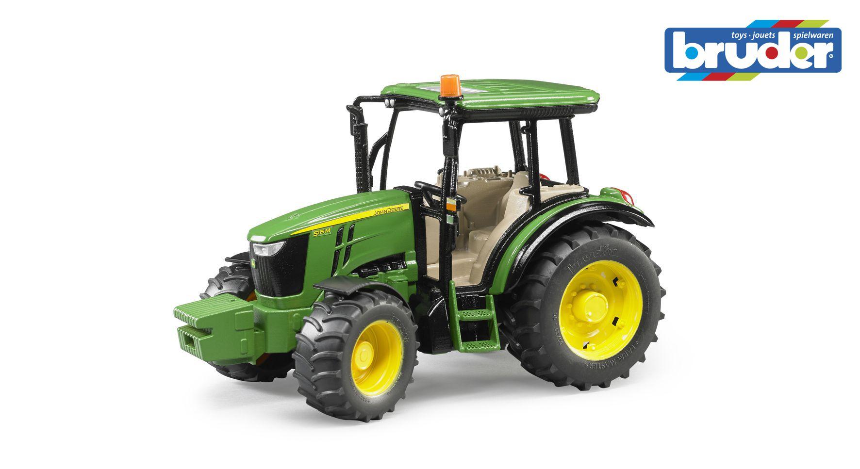 BRUDER 2106 Traktor JOHN DEERE