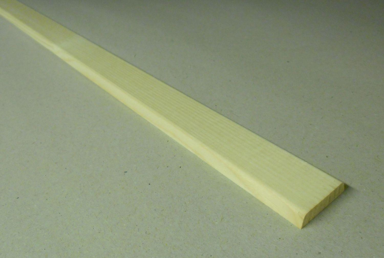Spálenský dřevěná krycí lišta K 3408/240cm smrk 34x8x2400mm