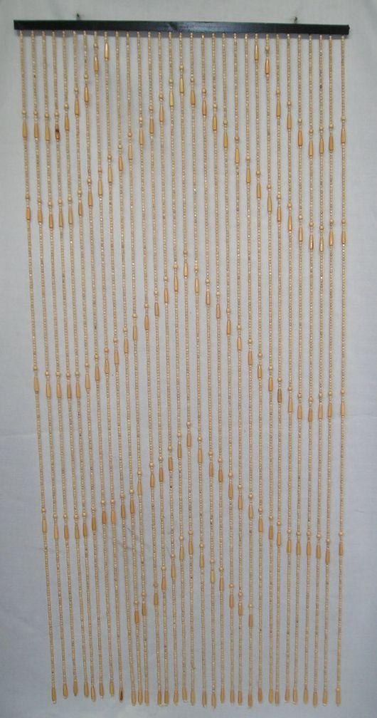 korálkový závěs 90x200 cm