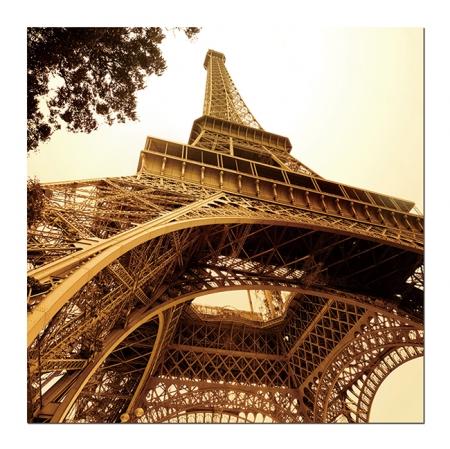 Obraz tisk na plátně - Eiffelova věž 2