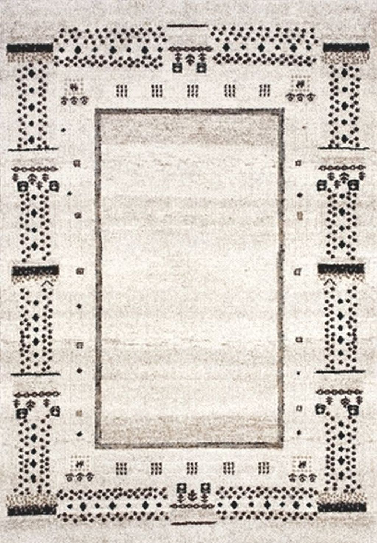 Kusový koberec ETHNO 21412-760 beige 80x150cm (moderní vzor)