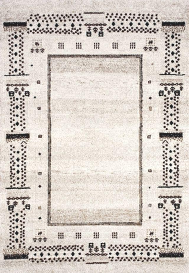Kusový koberec ETHNO 21412-760 beige 120x170cm (moderní vzor)