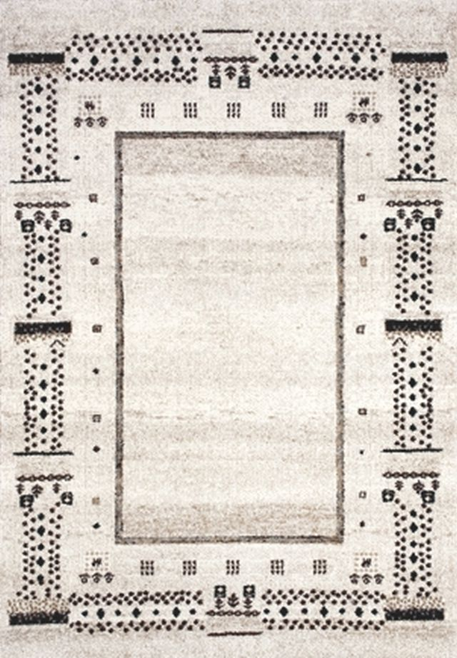 Kusový koberec ETHNO 21412-760 beige 240x340cm (moderní vzor)