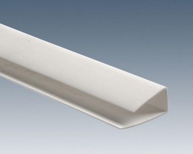 Ukončovací U profil 3D PVC panelů GRACE 3,5x15x3000mm bílá
