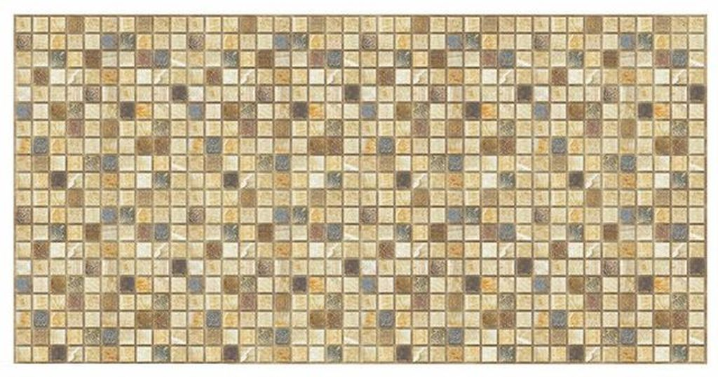 3D GRACE omyvatelný obkladový nástěnný panel PVC 480x955mm mozaika Marakesh