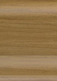 Döllken Plastová soklová lišta SLK 50 - W182 javor lugano (délka 2,5m)