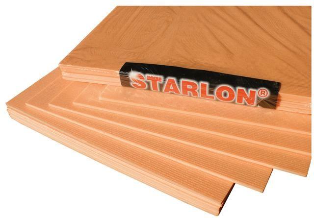 STARLON 2mm 500x1000mm podkladová deska (balení 5m2)